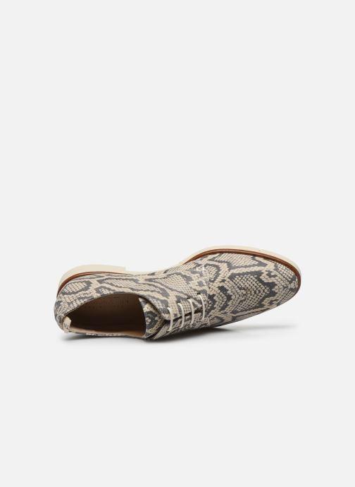 Zapatos con cordones JB MARTIN 1FILO Blanco vista lateral izquierda