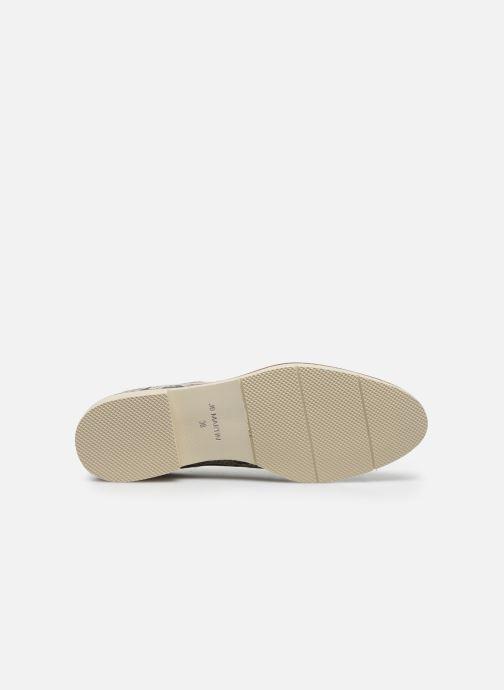 Zapatos con cordones JB MARTIN 1FILO Blanco vista de arriba