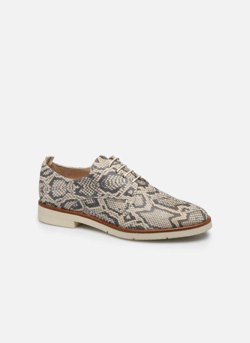 Zapatos con cordones JB MARTIN 1FILO Blanco vista de detalle / par