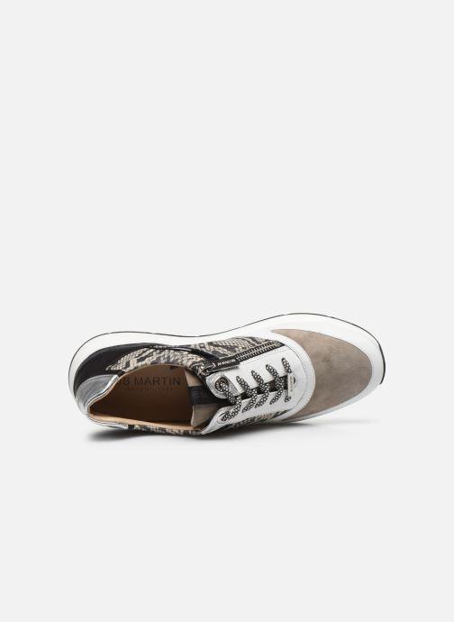 Sneakers JB MARTIN 1KALIO Bianco immagine sinistra