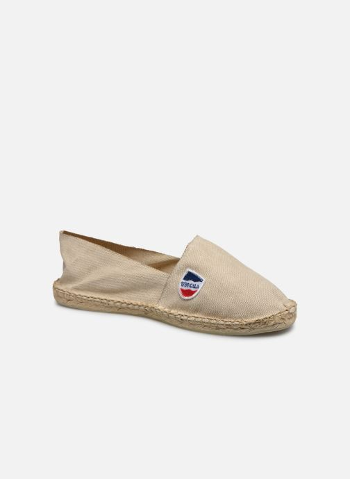 Espadrilles Heren Classique Uni - Made In France