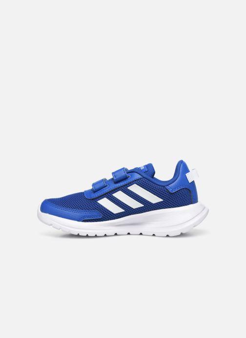 Chaussures de sport adidas performance Tensaur Run C Bleu vue face