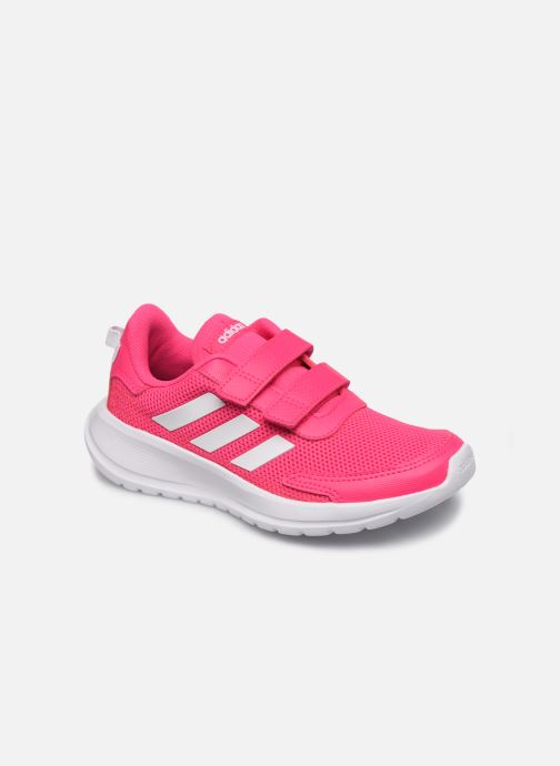 Chaussures de sport adidas performance Tensaur Run C Rose vue détail/paire