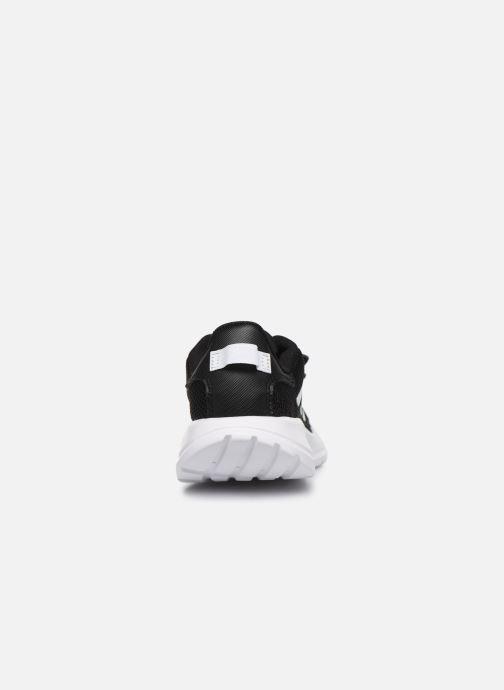 Chaussures de sport adidas performance Tensaur Run C Noir vue droite