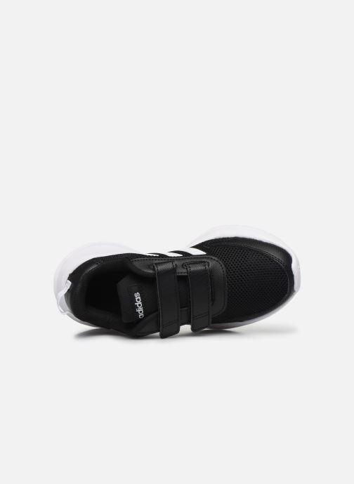 Chaussures de sport adidas performance Tensaur Run C Noir vue gauche