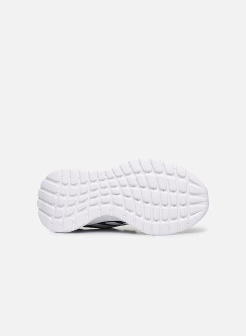 Chaussures de sport adidas performance Tensaur Run C Noir vue haut