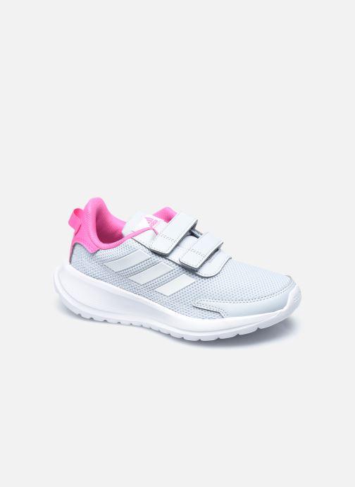 Chaussures de sport adidas performance Tensaur Run C Bleu vue détail/paire