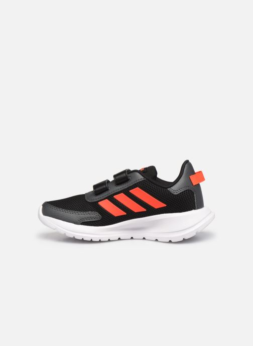 Sportschuhe adidas performance Tensaur Run C schwarz ansicht von vorne