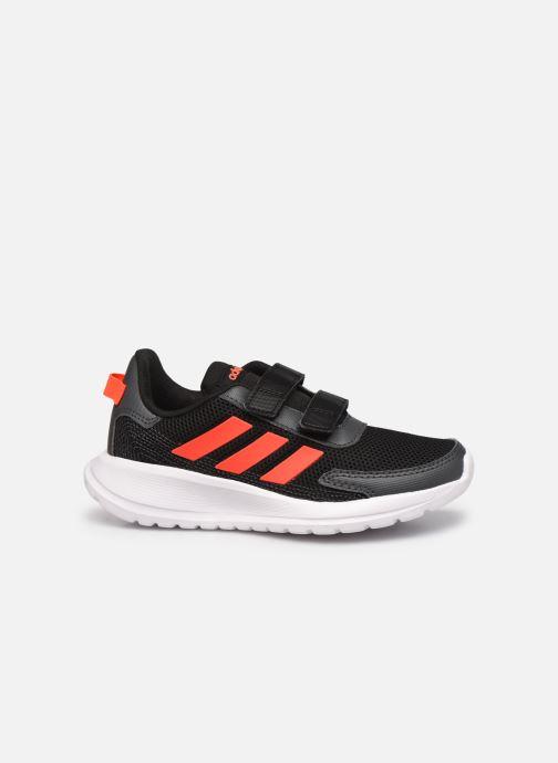 Sportschuhe adidas performance Tensaur Run C schwarz ansicht von hinten