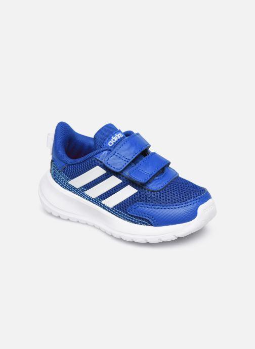 Sportschoenen adidas performance Tensaur Run I Blauw detail
