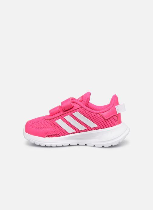 Chaussures de sport adidas performance Tensaur Run I Rose vue face