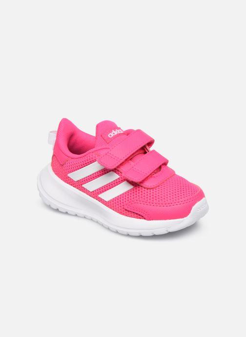 Chaussures de sport adidas performance Tensaur Run I Rose vue détail/paire