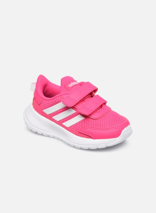Zapatillas de deporte adidas performance Tensaur Run I Rosa vista de detalle / par
