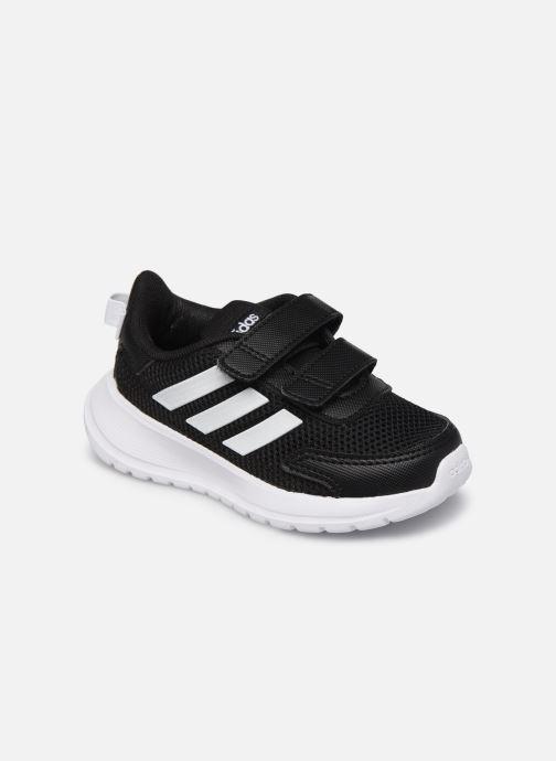 Chaussures de sport adidas performance Tensaur Run I Noir vue détail/paire