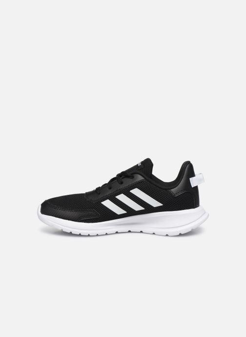 Chaussures de sport adidas performance Tensaur Run K Noir vue face