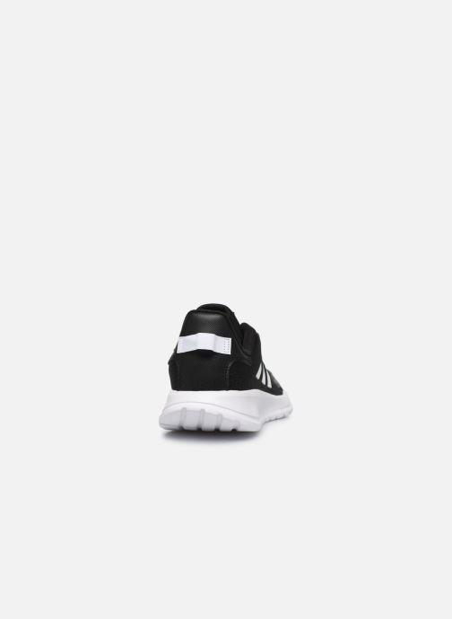 Chaussures de sport adidas performance Tensaur Run K Noir vue droite