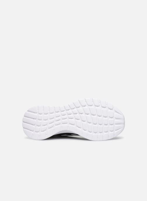 Chaussures de sport adidas performance Tensaur Run K Noir vue haut