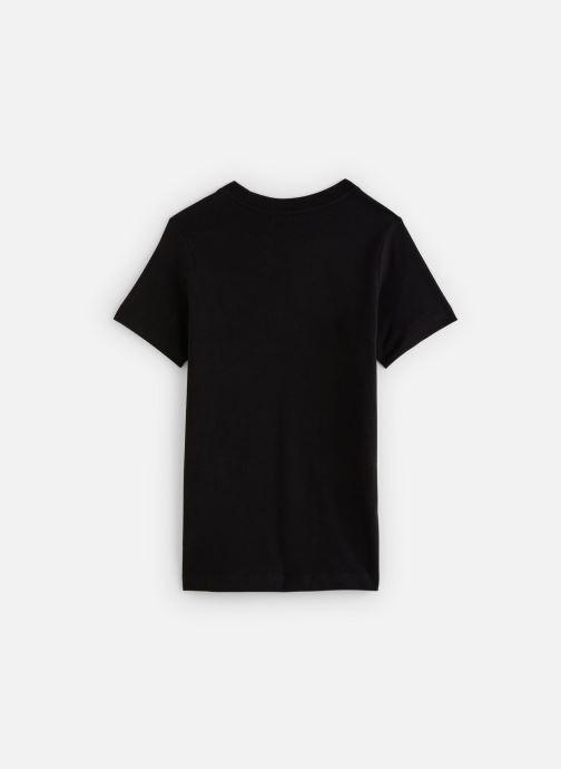 Vêtements Nike Nike Sportswear Tee Emb Futura Noir vue bas / vue portée sac