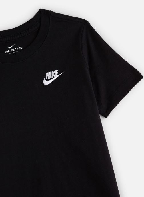 Vêtements Nike Nike Sportswear Tee Emb Futura Noir vue portées chaussures