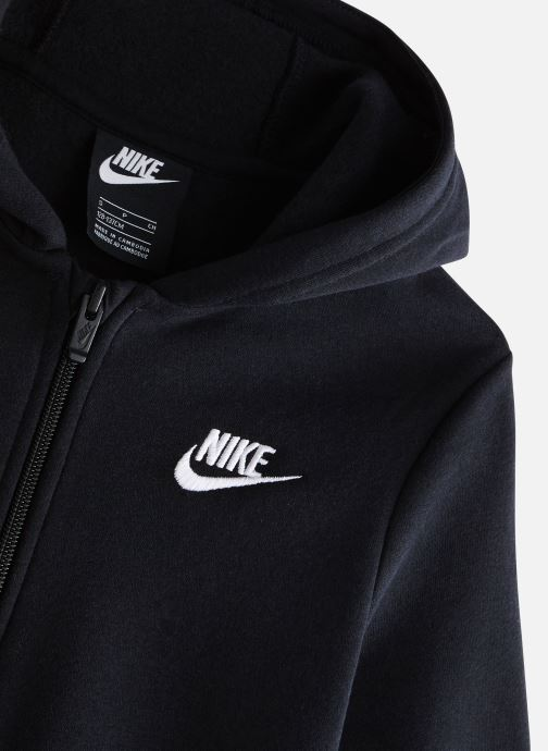 Vêtements Nike Nike Sportswear Core Bf Trk Suit Noir vue portées chaussures