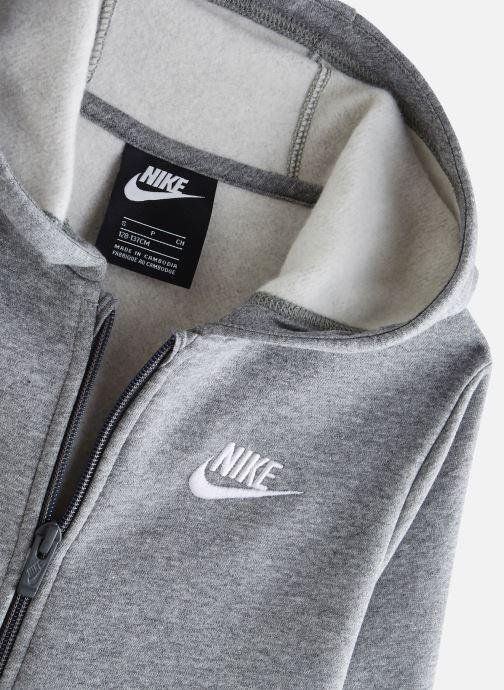 Vêtements Nike Nike Sportswear Core Bf Trk Suit Gris vue portées chaussures