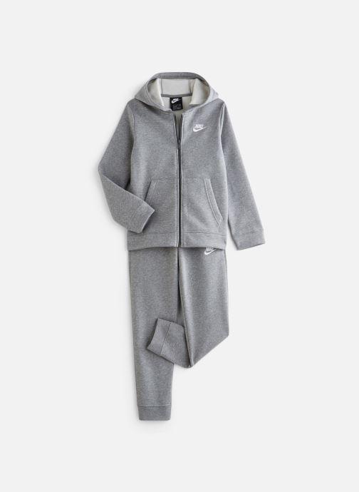 Vêtements Nike Nike Sportswear Core Bf Trk Suit Gris vue détail/paire