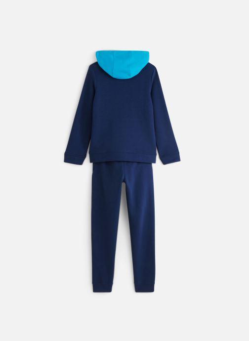Vêtements Nike Nike Sportswear Core Bf Trk Suit Bleu vue bas / vue portée sac