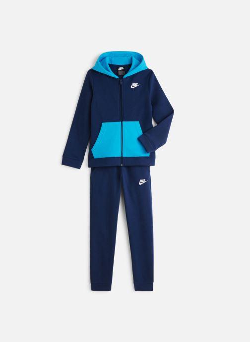 Vêtements Nike Nike Sportswear Core Bf Trk Suit Bleu vue détail/paire