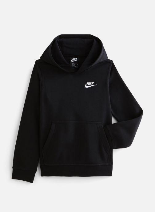 Vêtements Nike Nike Sportswear Club Po Hoodie Noir vue détail/paire