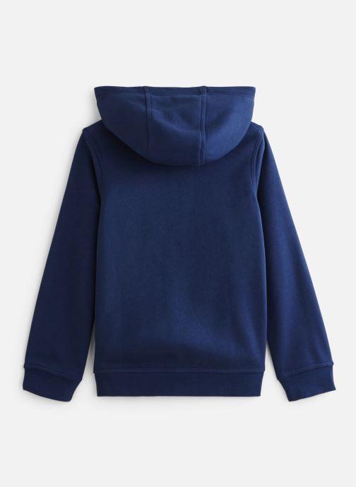 Vêtements Nike Nike Sportswear Club Po Hoodie Bleu vue bas / vue portée sac