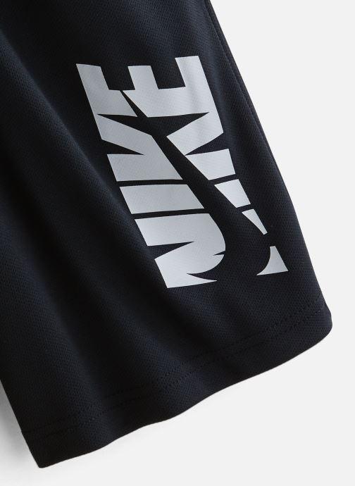 Vêtements Nike Nike Hbr Short Noir vue portées chaussures
