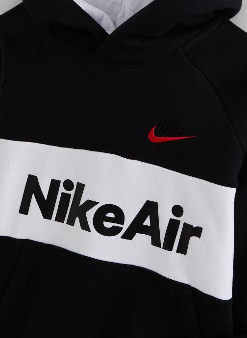 Vêtements Nike Nike Air Po Noir vue portées chaussures