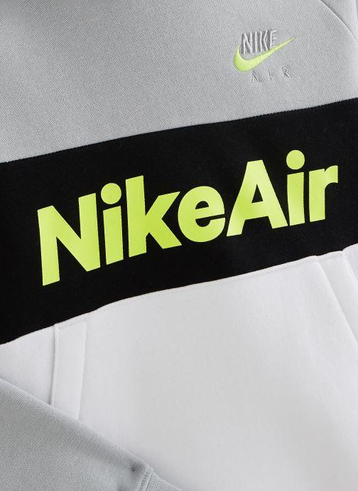 Vêtements Nike Nike Air Po Gris vue portées chaussures
