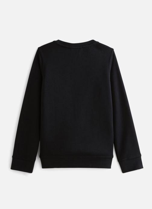 Vêtements Nike Nike Sportswear Club Fleece + Hbr Crew Noir vue bas / vue portée sac