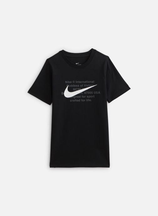 Vêtements Nike Nike Sportswear Tee Swoosh For Life Noir vue détail/paire
