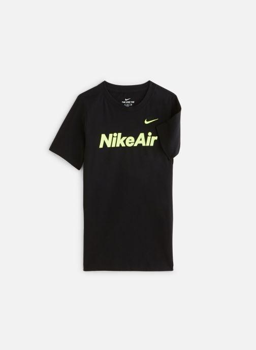Vêtements Nike B Nsw Tee Nike Air C&S Noir vue détail/paire