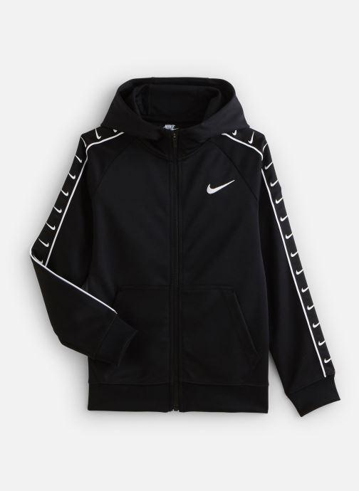 Sweatshirt hoodie - B Nsw Fz Hoody Pk Swoosh Tape