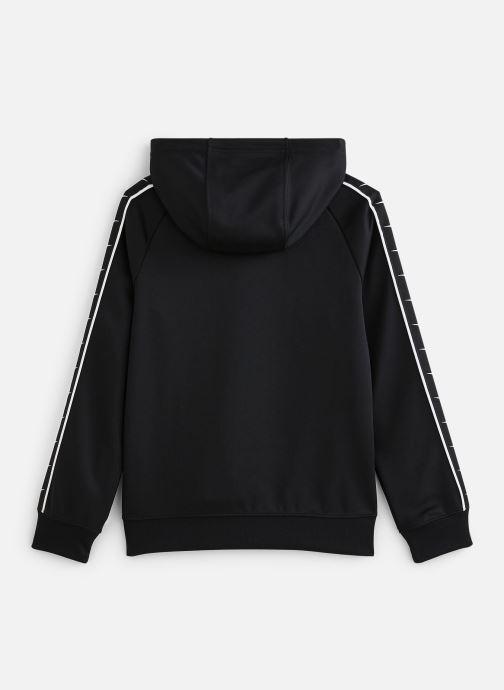 Vêtements Nike Nike Sportswear Hoody Pk Swoosh Tape Noir vue bas / vue portée sac