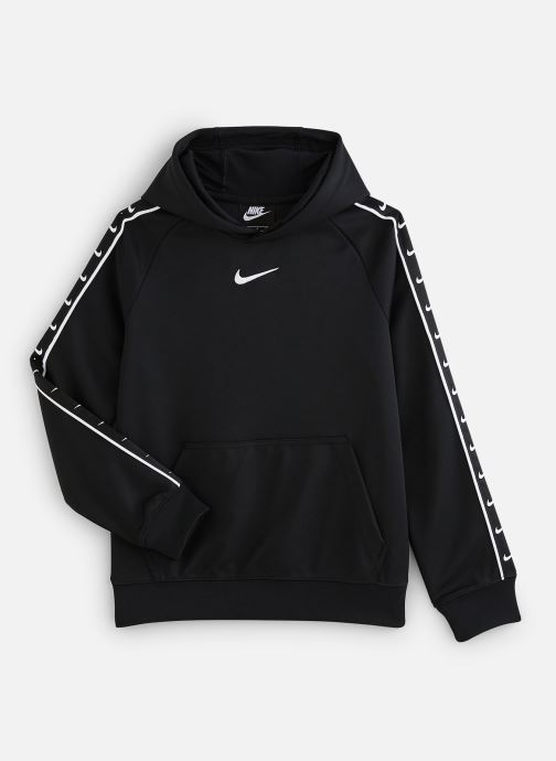 Vêtements Nike Nike Sportswear Hoody Pk Swoosh Tape Noir vue détail/paire