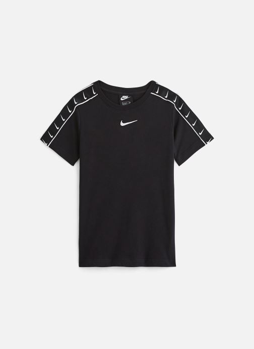 T-shirt - Nike Sportswear Tee Ss Swoosh Tape