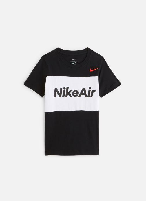 Vêtements Nike Nike Air Tee Ss Noir vue détail/paire