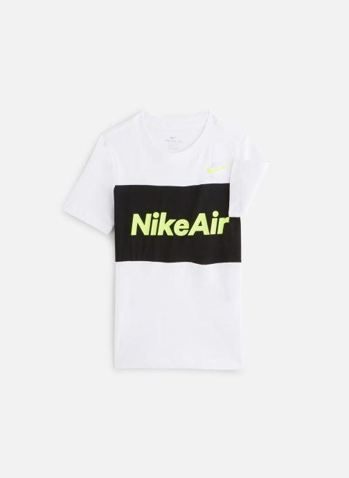 Vêtements Nike Nike Air Tee Ss Blanc vue détail/paire