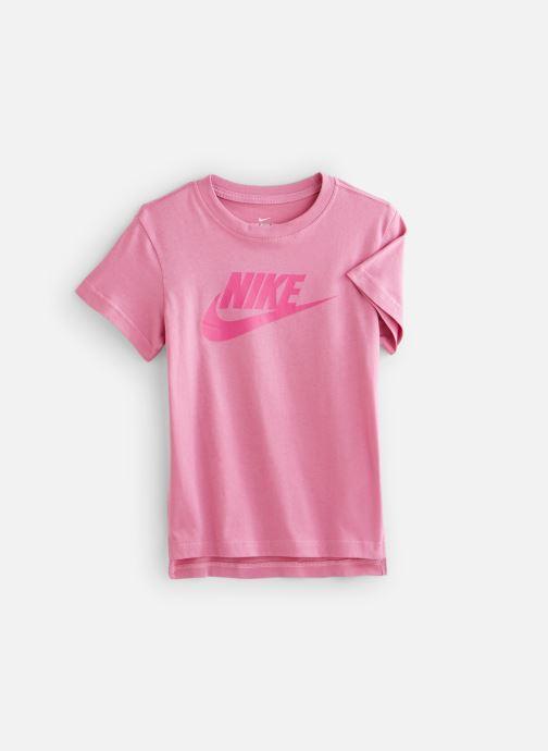 Vêtements Nike Nike Sportswear Tee Dptl Basic Futura Rose vue détail/paire