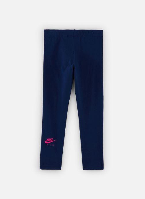 Vêtements Nike Nike Air Favorites Lggng Bleu vue bas / vue portée sac