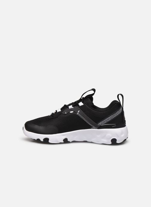 Baskets Nike Nike Renew Element 55 (Ps) Noir vue face