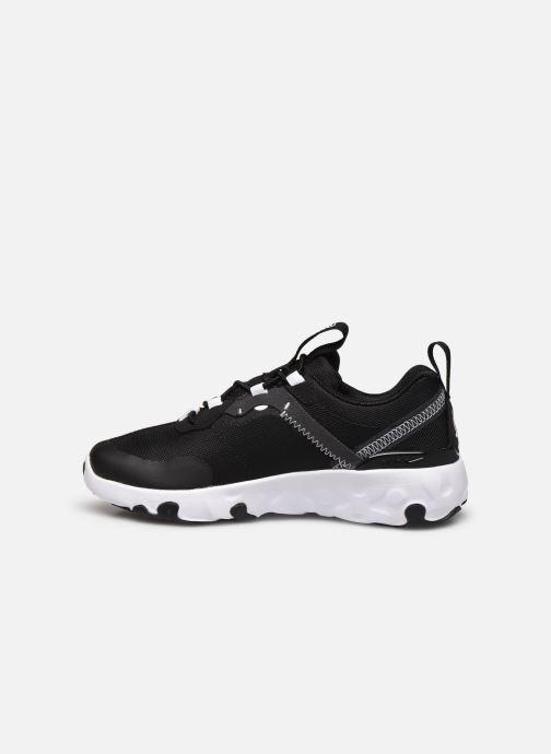Deportivas Nike Nike Renew Element 55 (Ps) Negro vista de frente