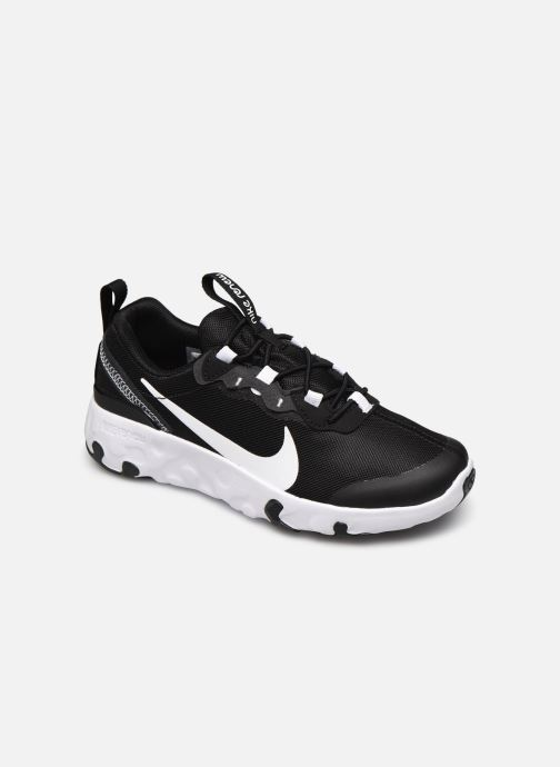 Deportivas Nike Nike Renew Element 55 (Ps) Negro vista de detalle / par