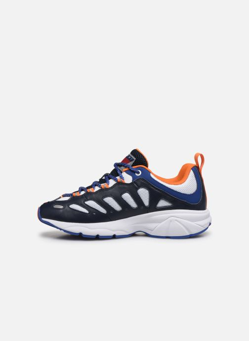 Trainers Tommy Hilfiger HERITAGE RETRO TOMMY SNEAKER Blue front view