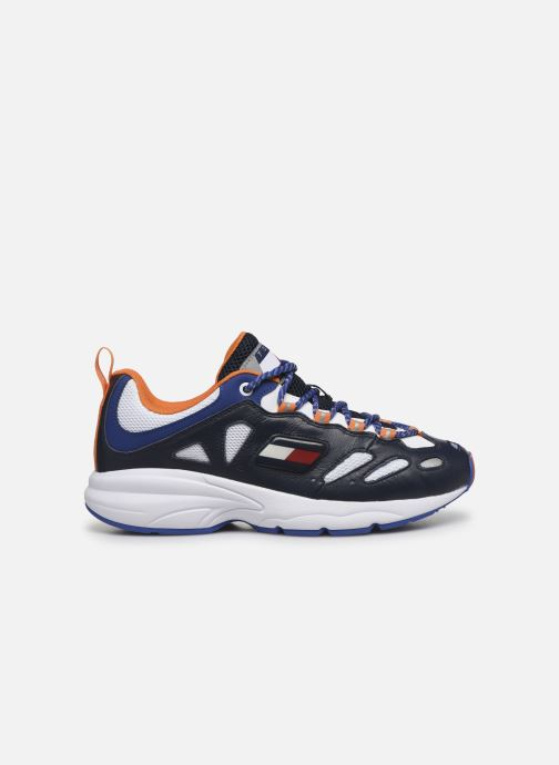 Trainers Tommy Hilfiger HERITAGE RETRO TOMMY SNEAKER Blue back view
