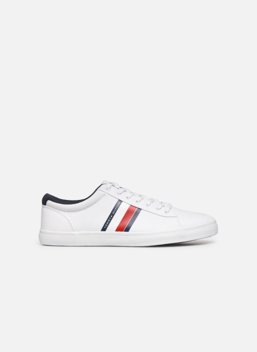 Sneakers Tommy Hilfiger ESSENTIAL STRIPES DETAIL SNEAKER Hvid se bagfra